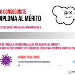 Diploma Merito Primaria